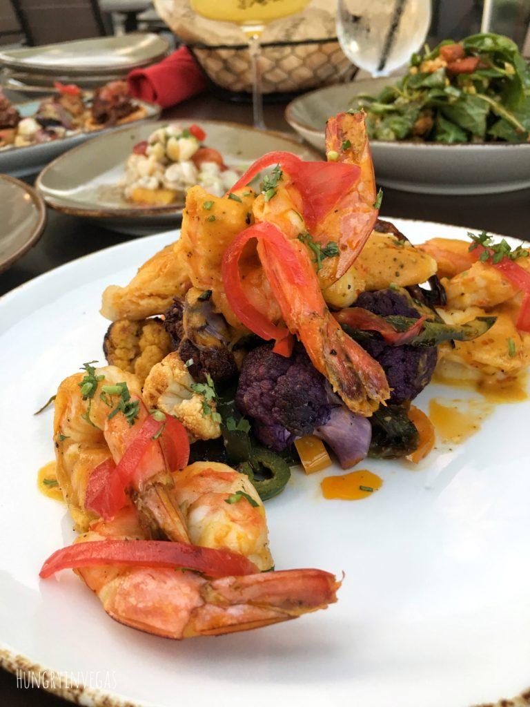 Habanero shrimp