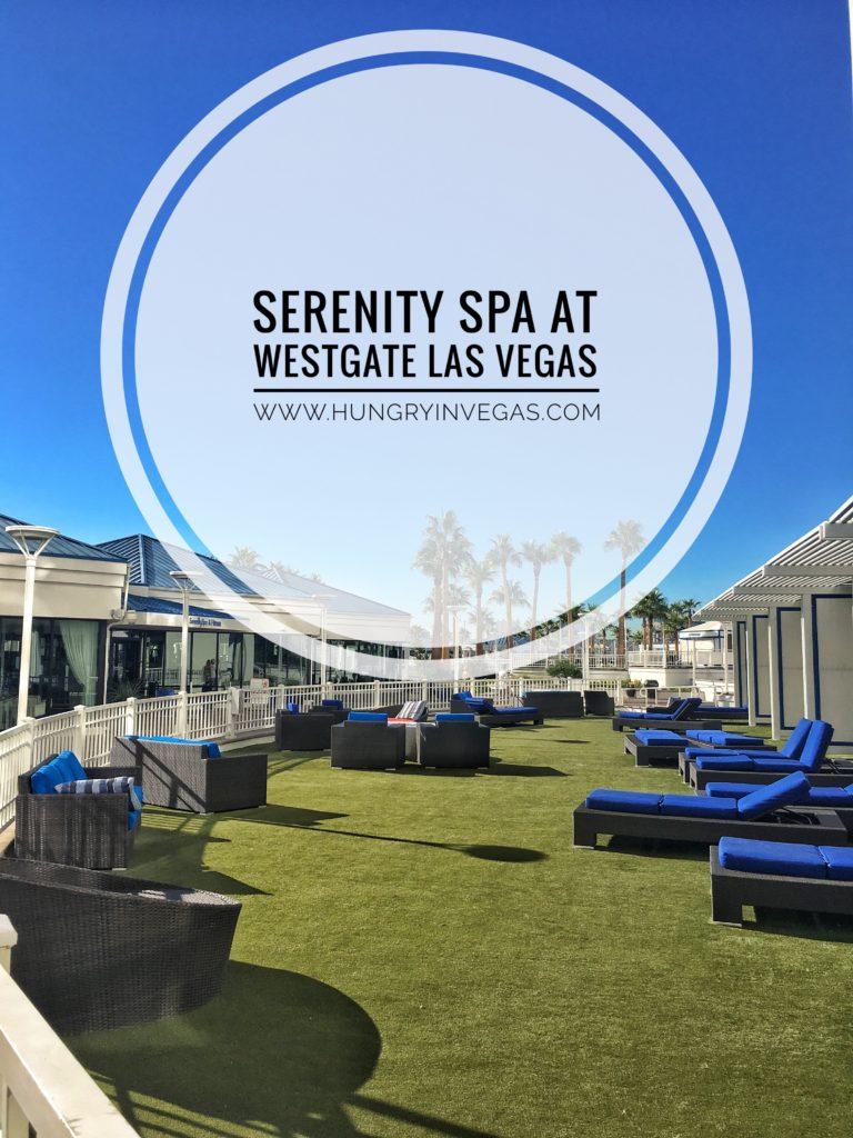 serenity spa pin
