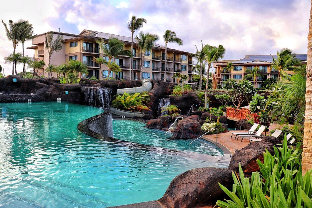 Koloa Landing Resort Infinity Pool
