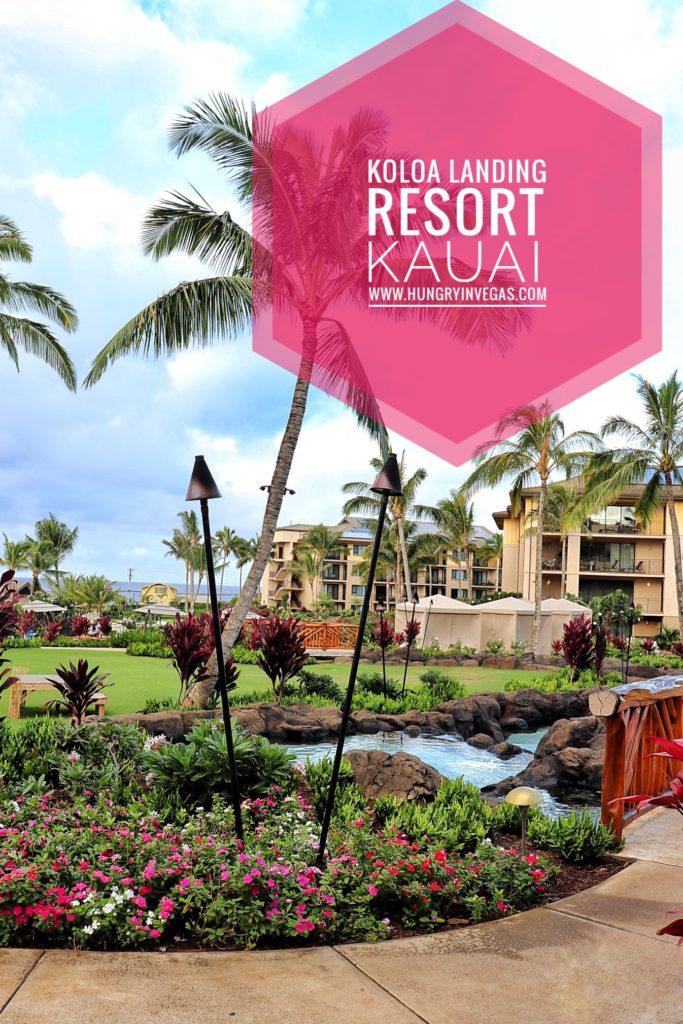 Koloa Landing Resort on Kauai
