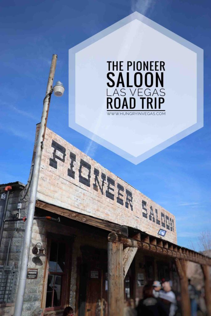 Road trip to The Pioneer Saloon, just 45 minutes from the Las Vegas Strip!