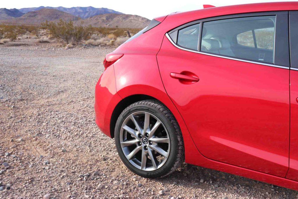 Mazda 3 Grand Touring hatchback