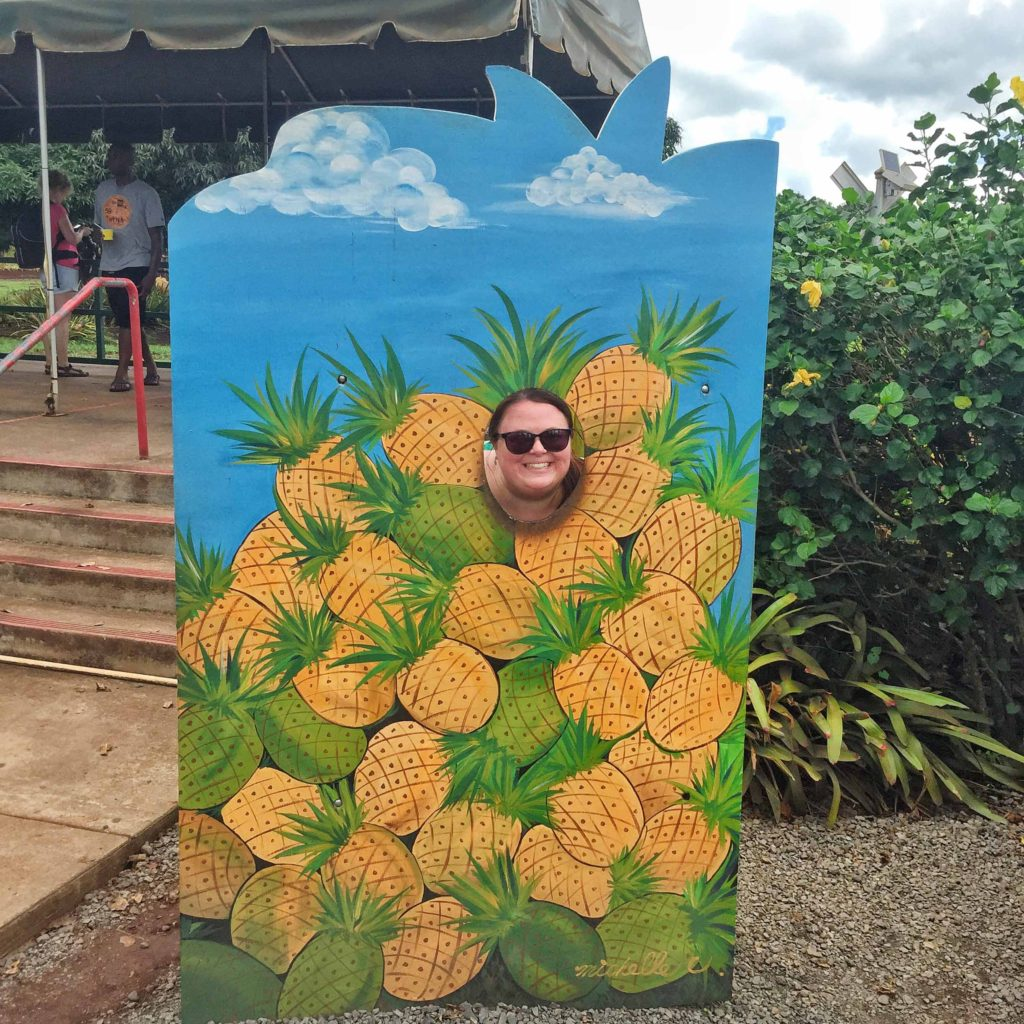 No trip to Oahu would be complete without a trip to the Dole Plantation!
